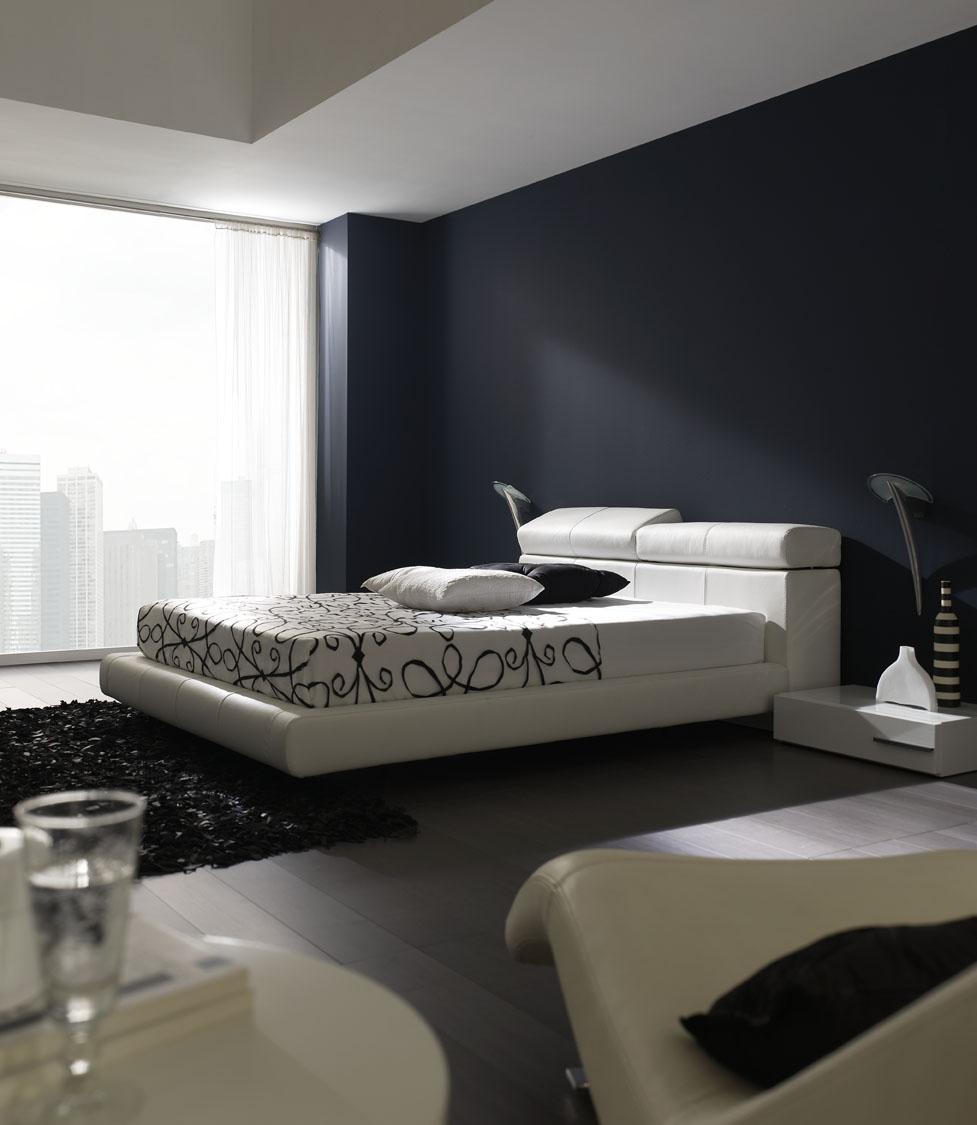 Cabezales para el dormitorio villalba interiorismo for Cortinas en tonos grises