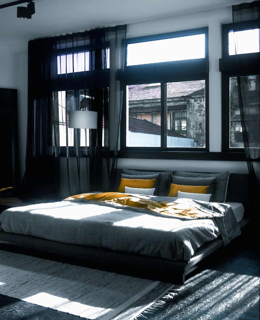 C mo vestir la ventana del dormitorio villalba - Villalba interiorismo ...