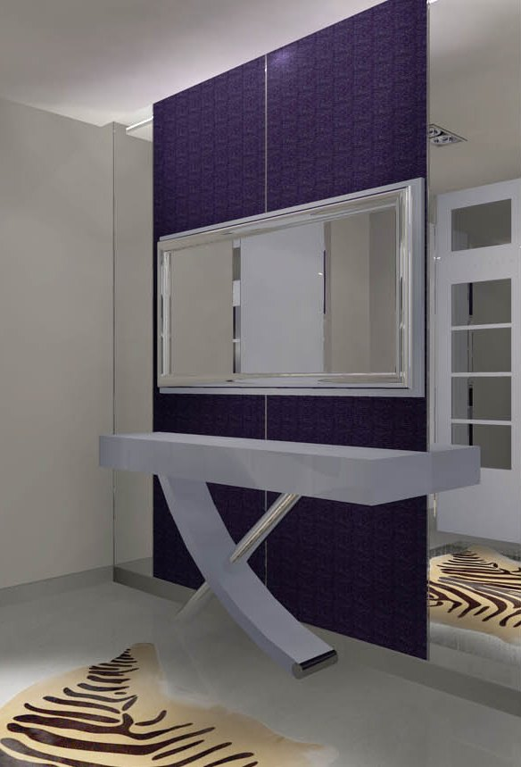 C mo decorar espacios peque os villalba interiorismo - Decorar una entrada estrecha ...