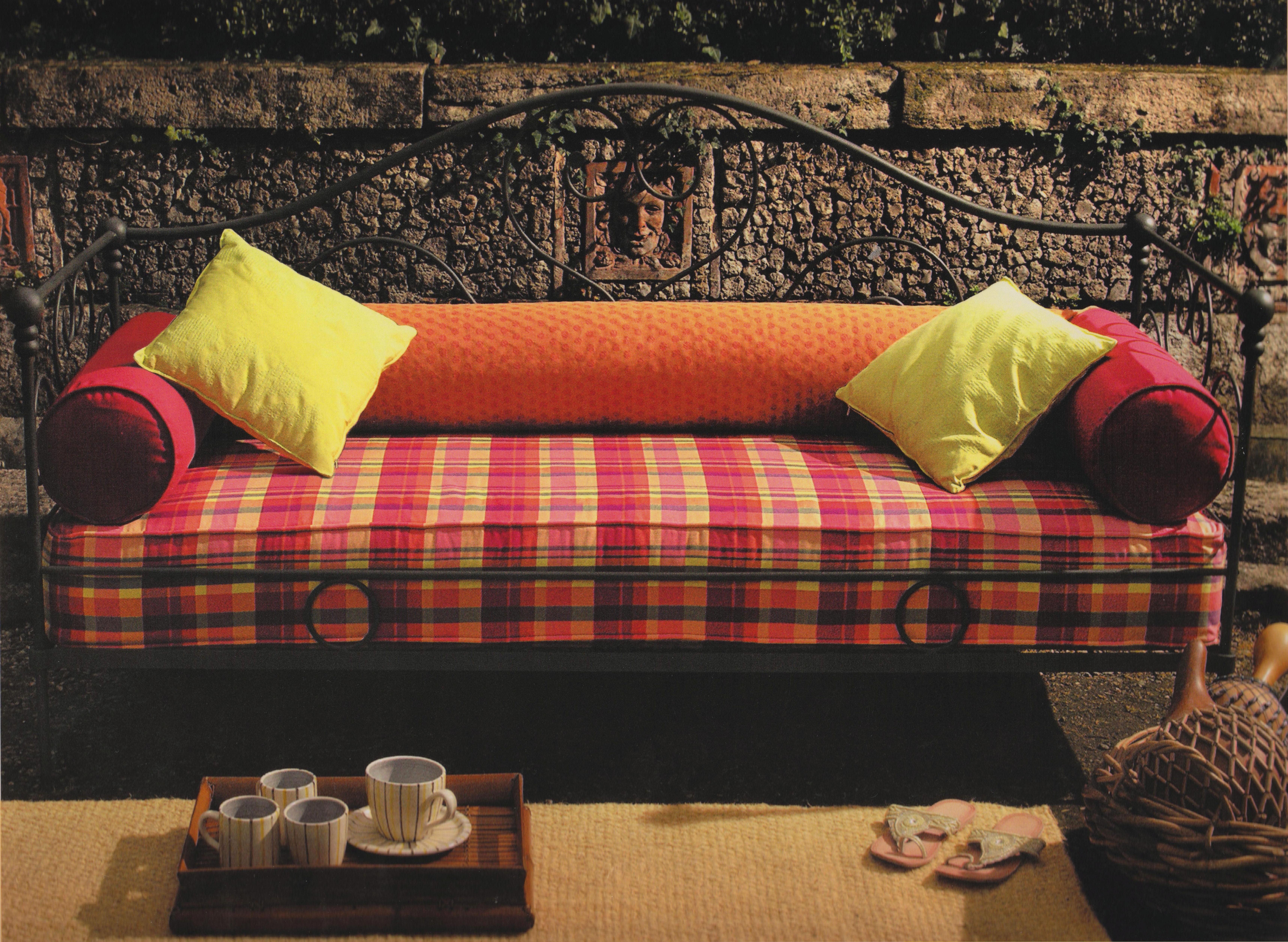 Haz un cambio a tu terraza cambia los cojines villalba for Cojines para hamacas