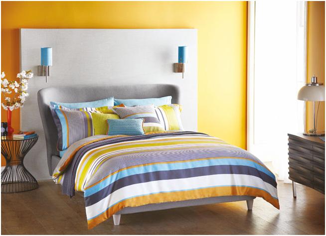 La diferencia entre colores c lidos y fr os villalba for Dormitorios colores calidos