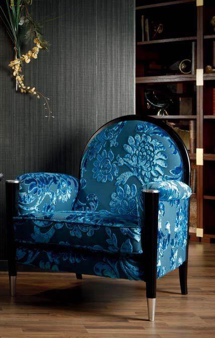 Los tejidos m s resistentes para las tapicer as villalba interiorismo - Telas de tapicerias para sofas ...