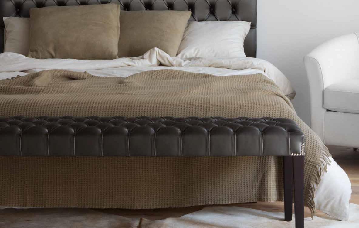 Las banquetas son ideales para el dormitorio villalba - Banquetas para dormitorio ...