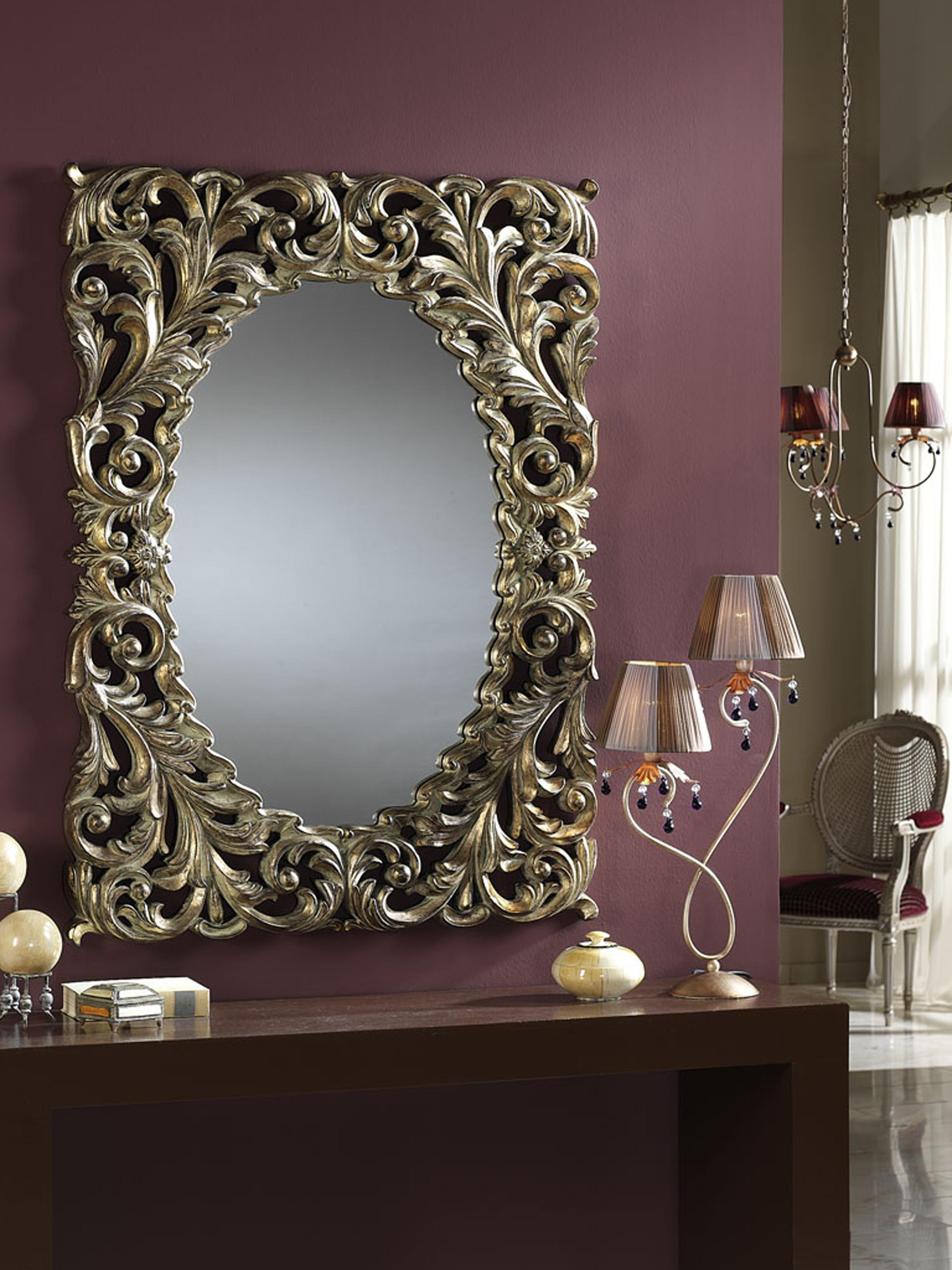 Espejos que atraen todas las miradas villalba interiorismo for Espejos rectangulares plateados