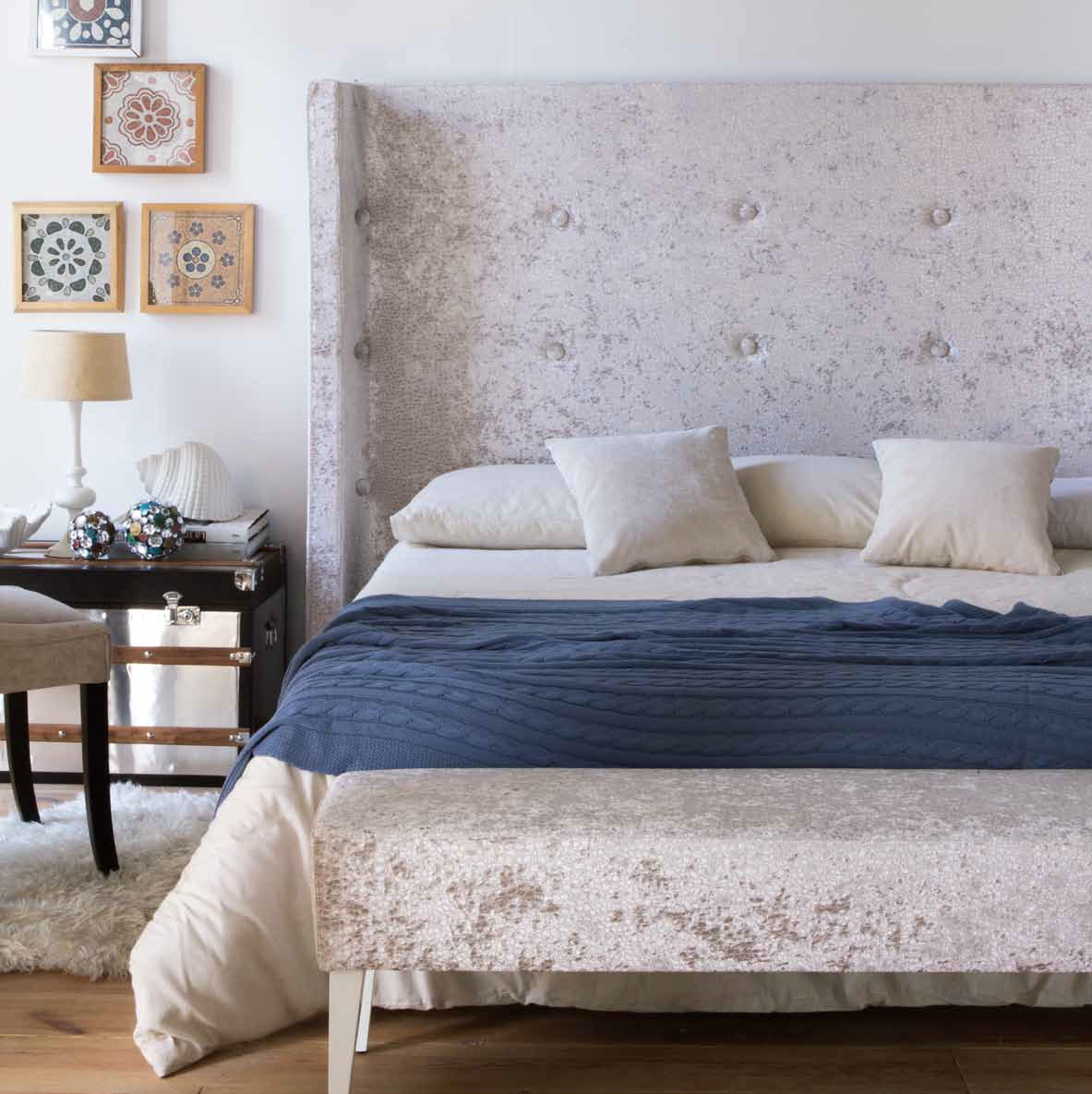 El terciopelo tejido de moda villalba interiorismo for Alfombra terciopelo