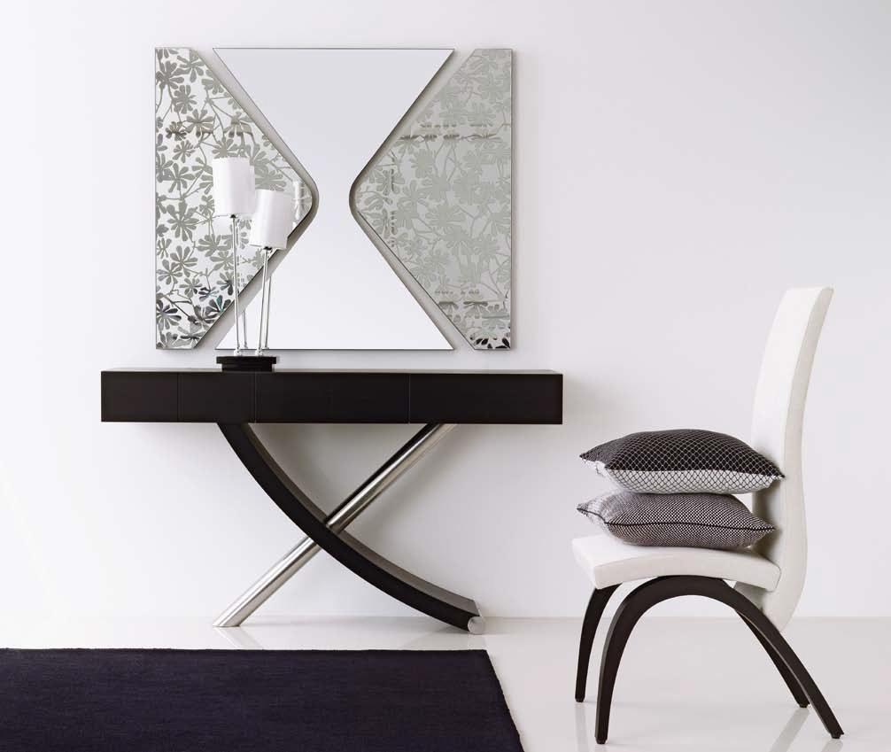 C mo decorar un recibidor villalba interiorismo for Espejo de pared cuerpo entero