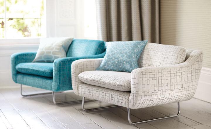 El terciopelo tejido de moda villalba interiorismo for Telas para sillones