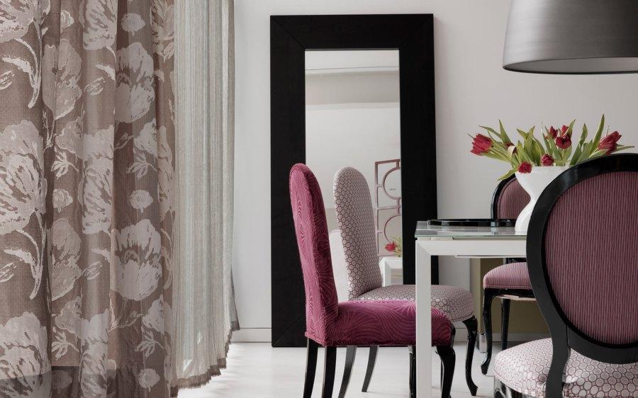 Comedor elegante - Villalba Interiorismo