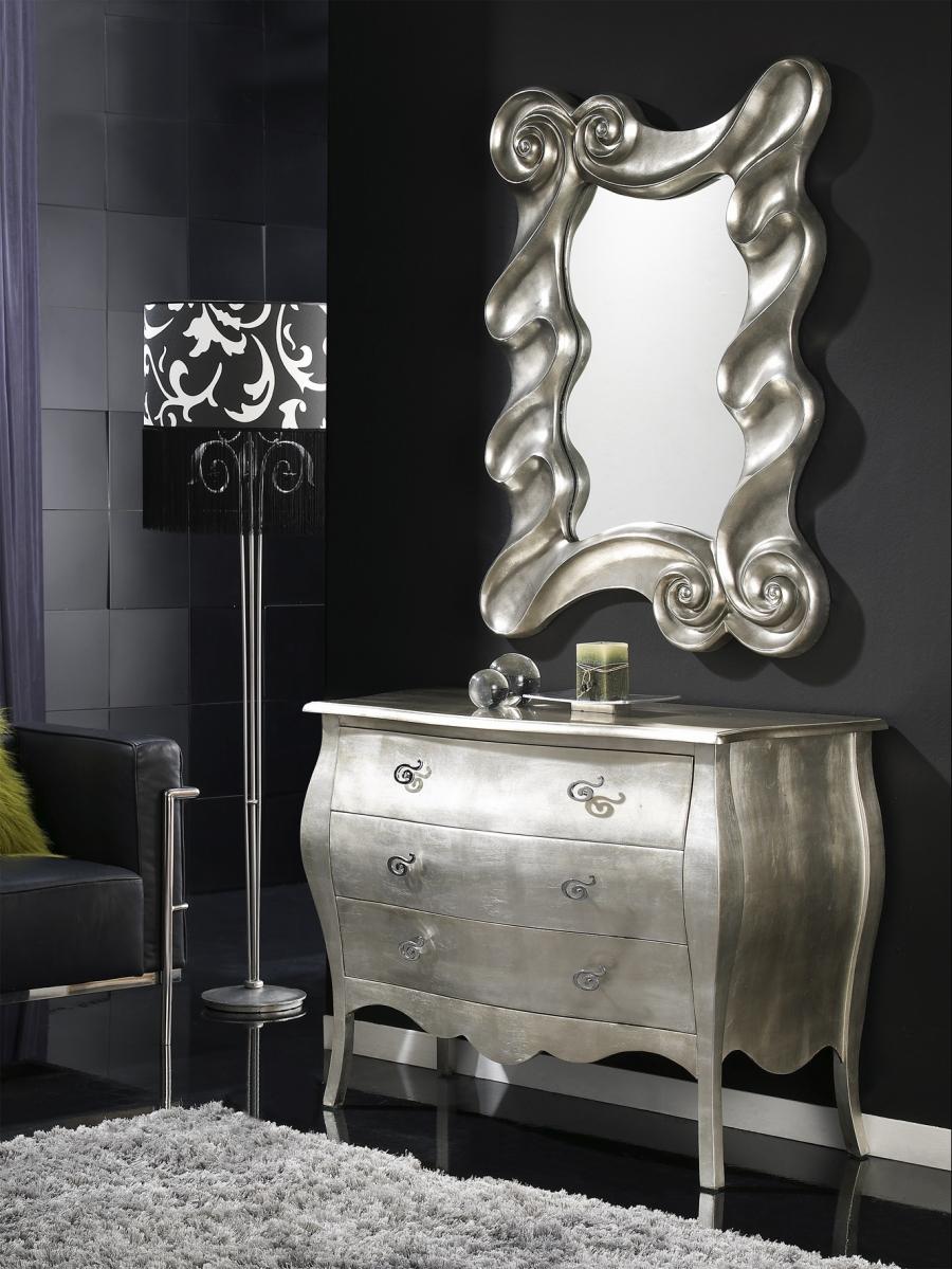 Recibidor elegante - Villalba Interiorismo