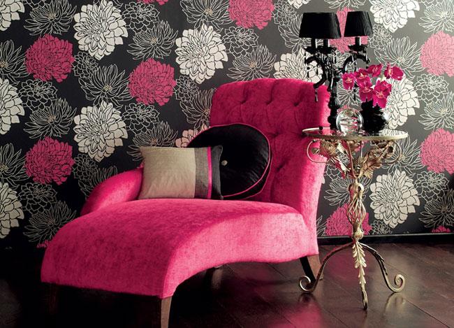 C mo decorar el dormitorio con ideas y detalles en fucsia villalba interiorismo - Tapiceria villalba ...