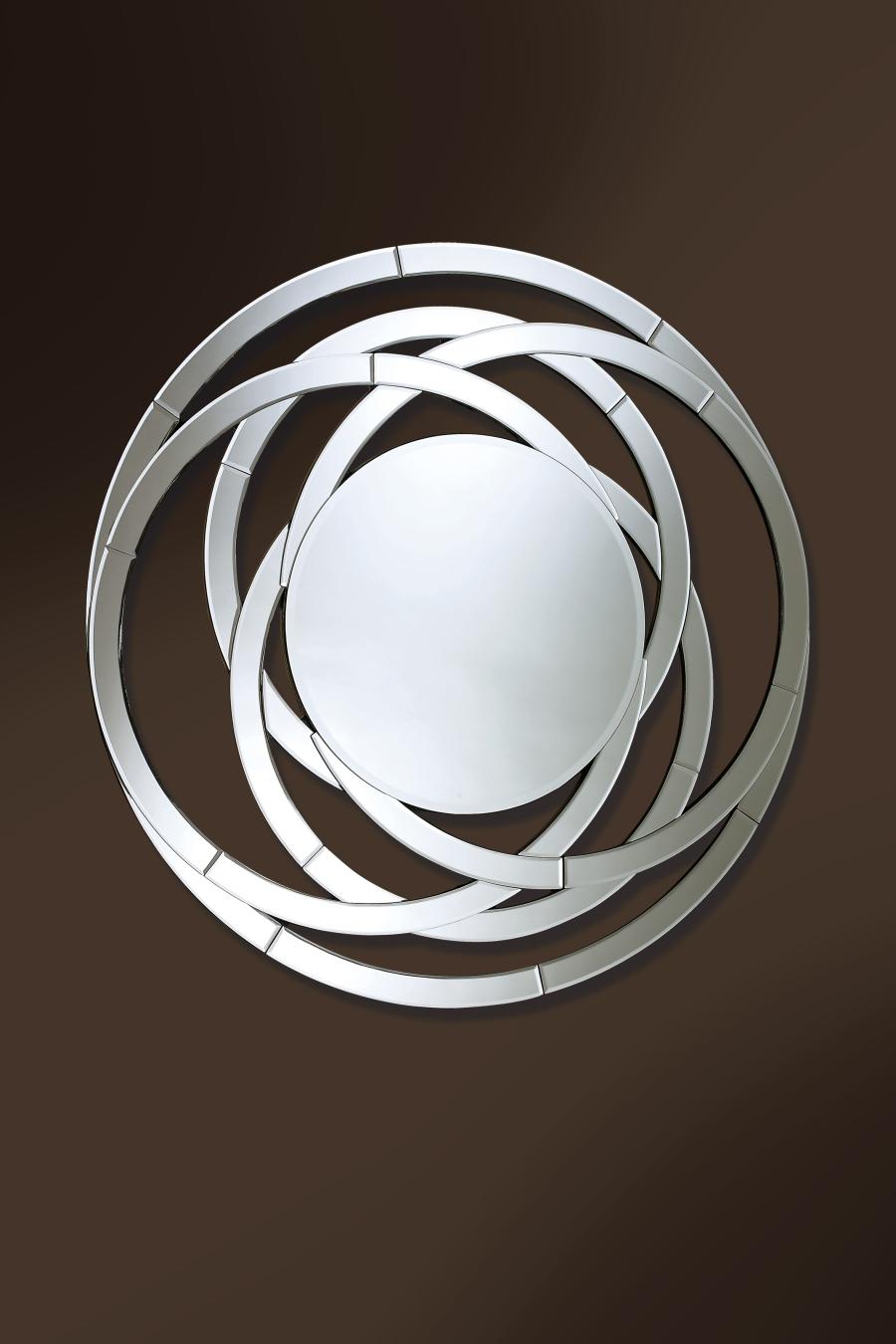 Espejo moderno de cristal 6 - Villalba Interiorismo