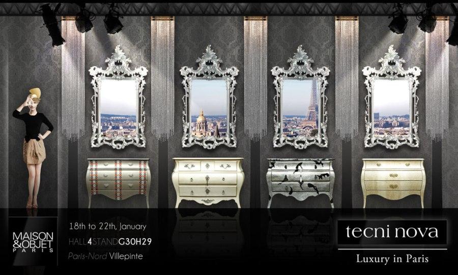 Invitación Tecni Nova (Maison & Objet) - Villalba Interiorismo