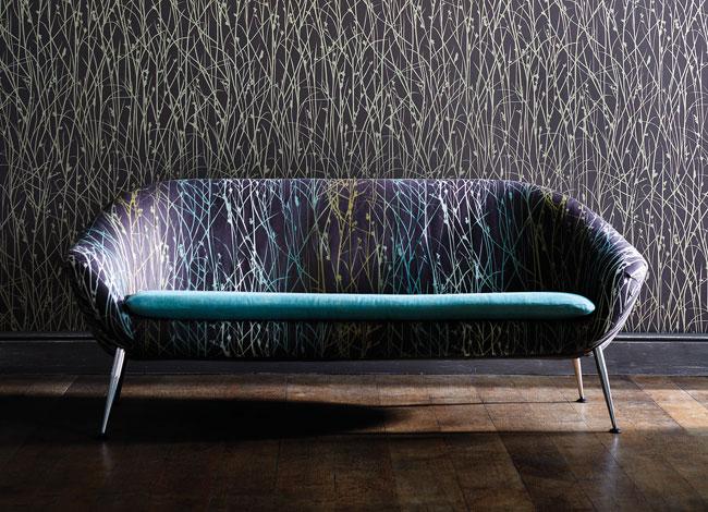 Papel Grasses (Harlequin) - Villalba Interiorismo