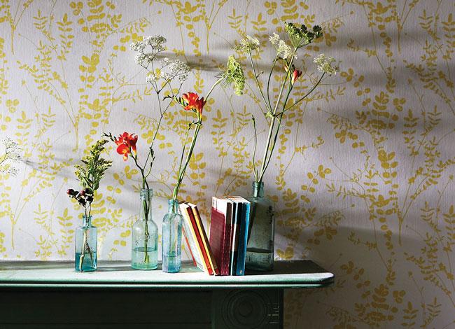 Papel Salvia (Harlequin) - Villalba Interiorismo