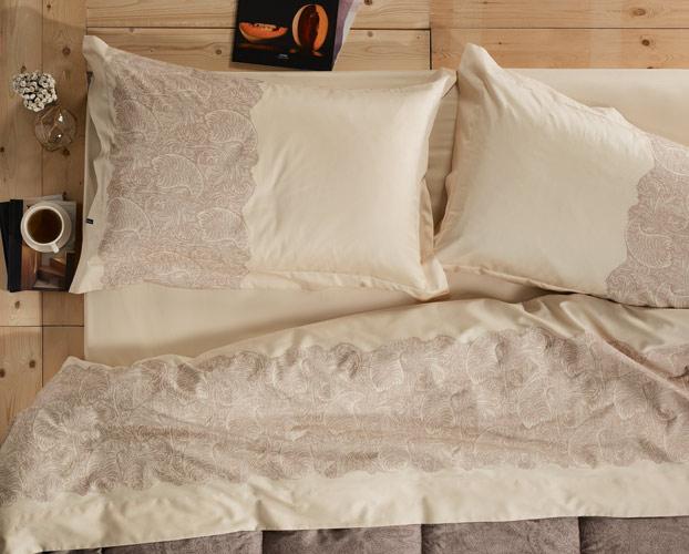 El lujo en tu cama s banas y fundas n rdicas de algod n - Fundas nordicas algodon egipcio ...