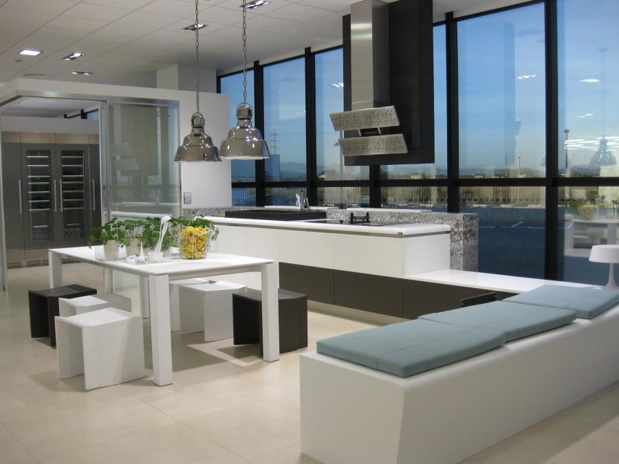 Cocina Porcelanosa 3 - Villalba Interiorismo