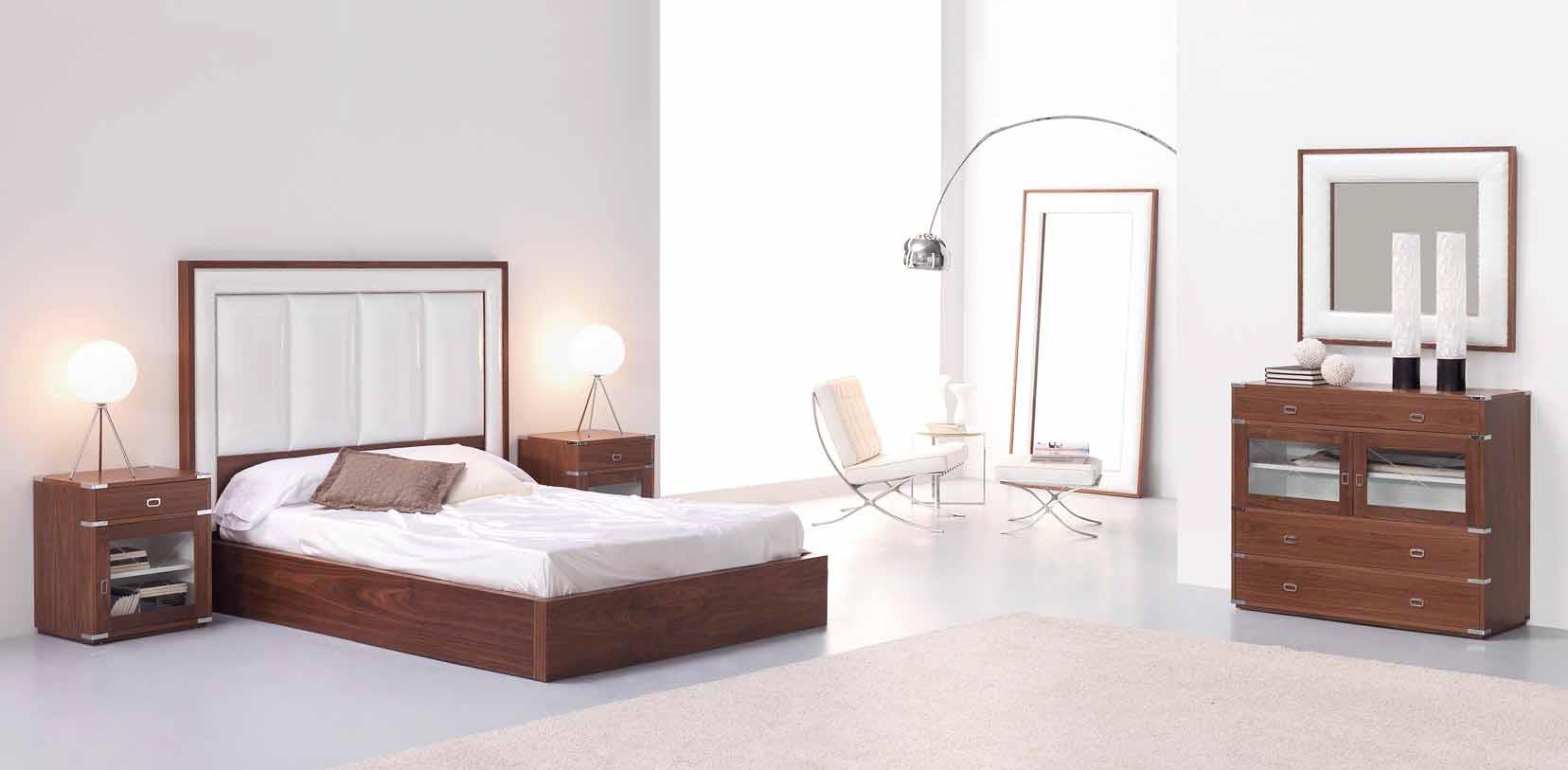 El blanco ideal para la cama villalba interiorismo - Villalba interiorismo ...