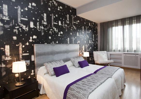 Apartamentos Madrid Plaza en Madrid - Villalba Interiorismo