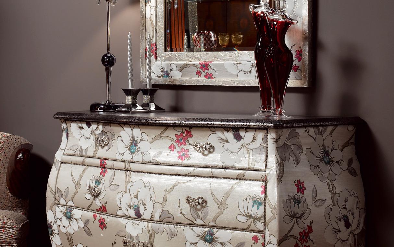 7 c modas de lujo y glamour villalba interiorismo - Comodas originales ...