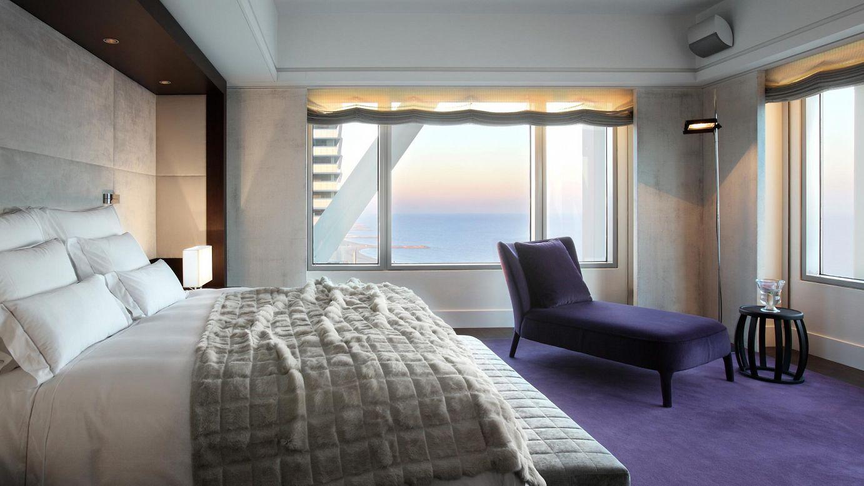C mo decorar el dormitorio con ideas inspiradas en el Habitacion hotel barcelona