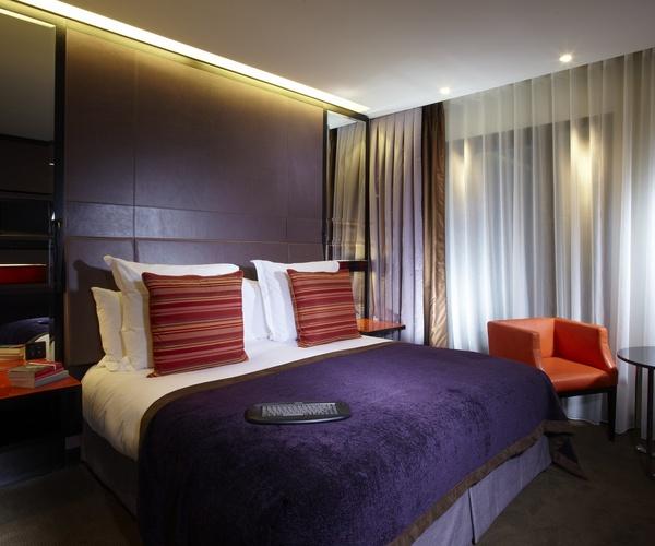 Hotel Verta en Londres - Villalba INteriorismo