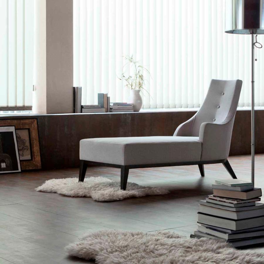 Chaise longue modelo Park -Villalba Interiorismo
