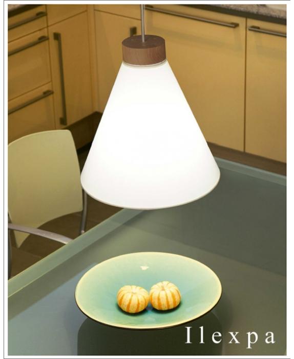 Lámpara techo en cocina modelo Moka de Ilexpa  - Villalba Interiorismo