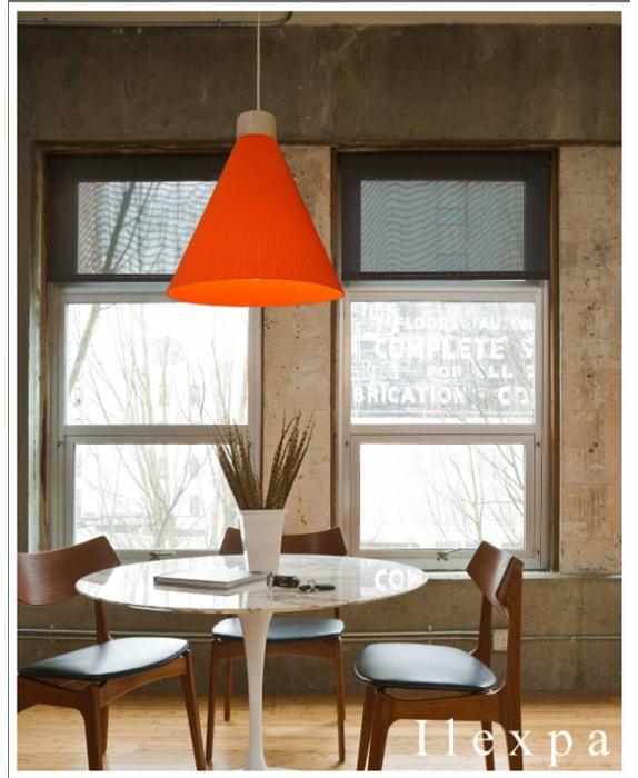 Lámpara techo en salón modelo Moka de Ilexpa (1) - Villalba Interiorismo