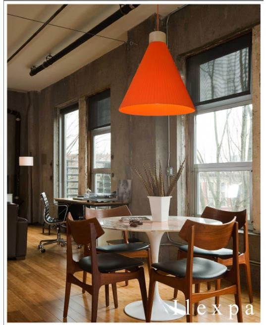 Lámpara techo en salón modelo Moka de Ilexpa - Villalba Interiorismo