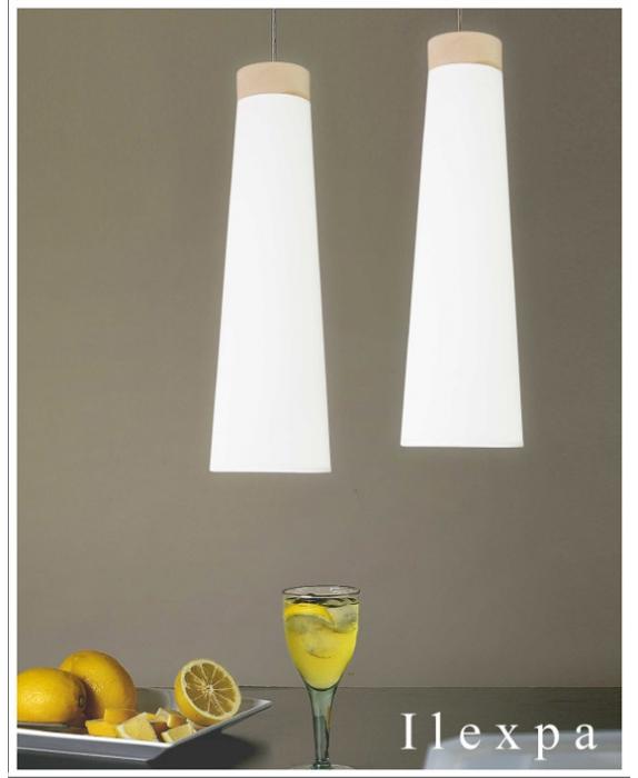 Lámpara techo modelo Moka de Ilexpa (1) - Villalba Interiorismo