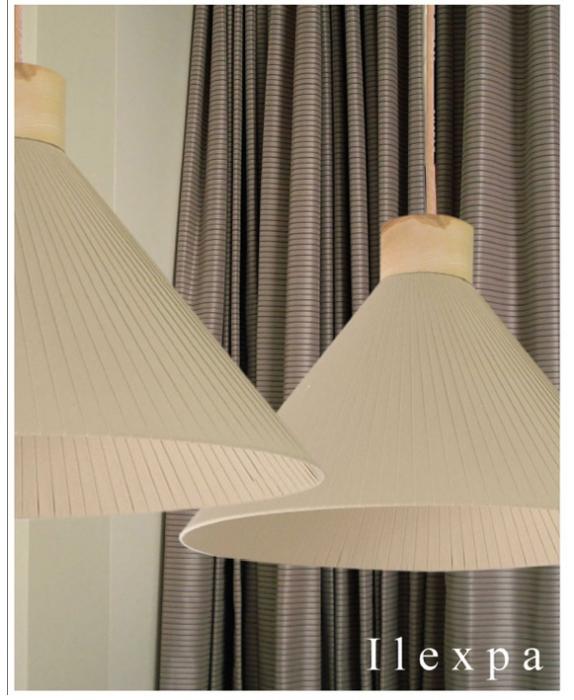 Lámpara techo modelo Moka en Ilexpa (2) - Villalba Interiorismo