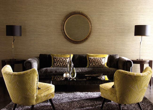 Ambiente simétrico en el salón  (2) - Villalba Interiorismo