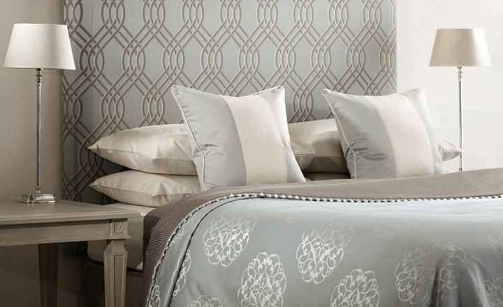 Consejos para colocar cojines en tu cama villalba - Textil dormitorio ...