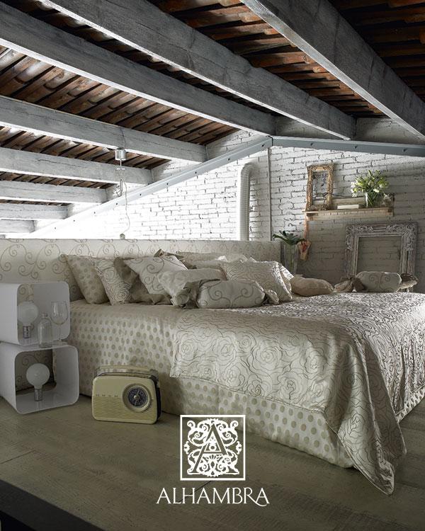 Cojines para la cama - Villalba Interiorismo (2)
