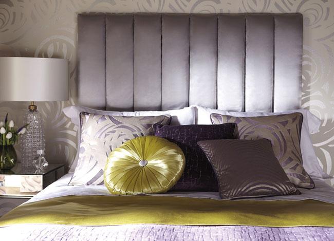 Consejos para colocar cojines en tu cama villalba - Adornos para cojines ...