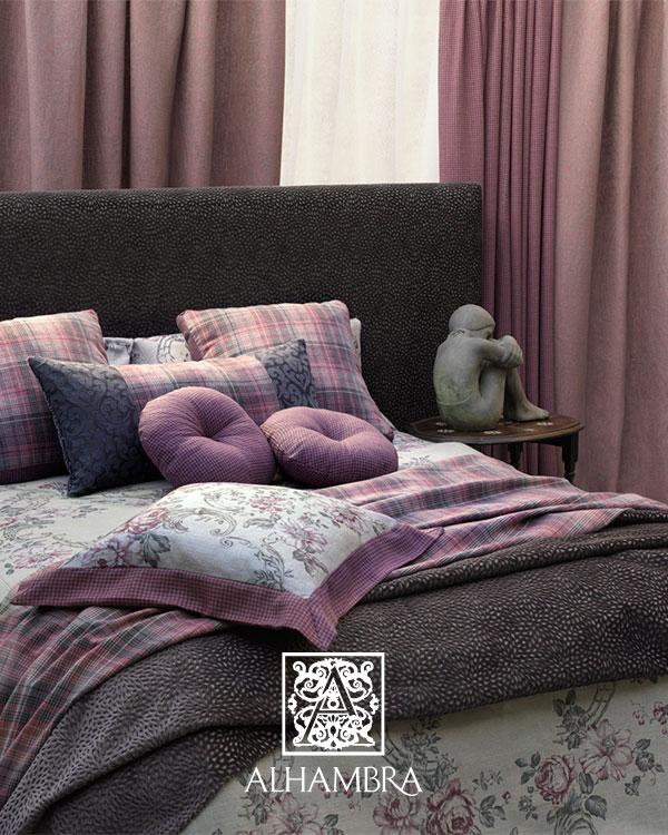 Cojines para la cama - Villalba Interiorismo (6)