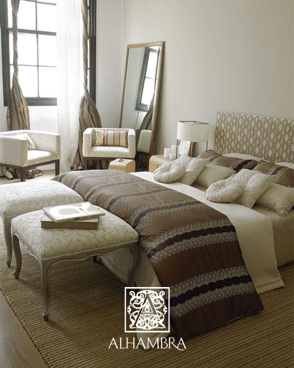 Cojines para la cama - Villalba Interiorismo (8)