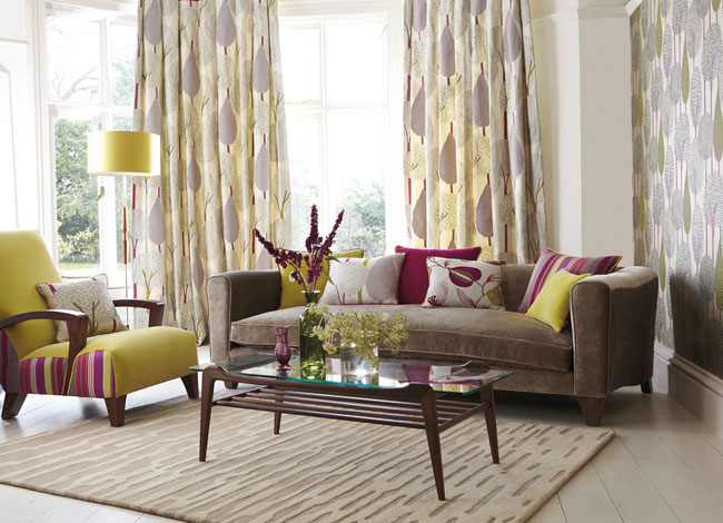 Consejos para colocar cojines en tu sof villalba for Como poner las cortinas del salon