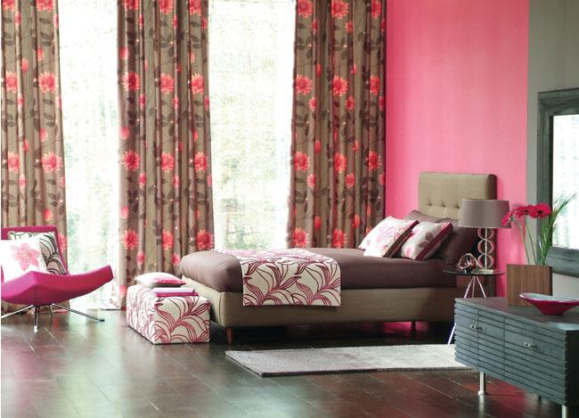 C mo decorar el dormitorio con ideas y detalles en fucsia - Cuadros para dormitorios leroy merlin ...