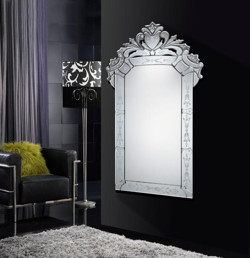 Espejos venecianos piezas decorativas villalba interiorismo - Villalba interiorismo ...
