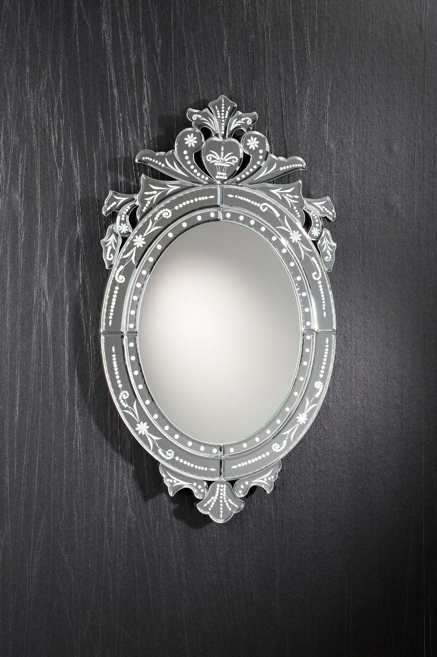 Espejos venecianos piezas decorativas villalba interiorismo for Espejos decorativos plateados