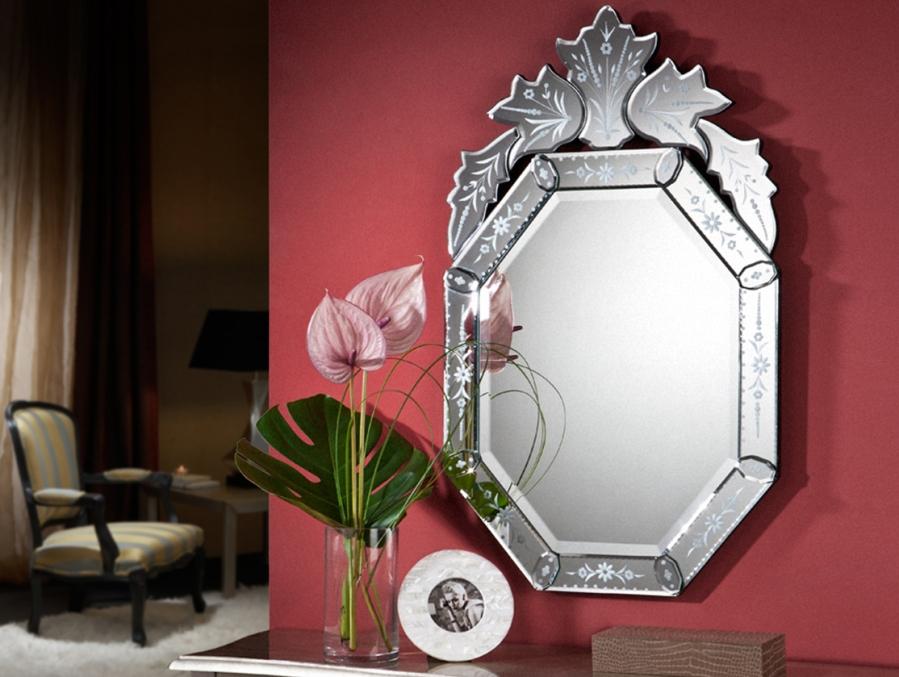 Espejo Veneciano 6 - Villalba Interiorismo