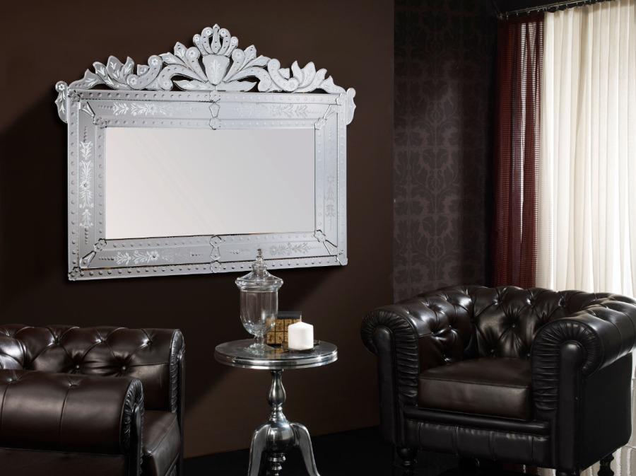 Espejo Veneciano 7 - Villalba Interiorismo