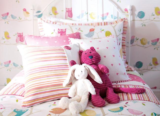 Dormitorio infantil de Harlequin - Villalba Interiorismo