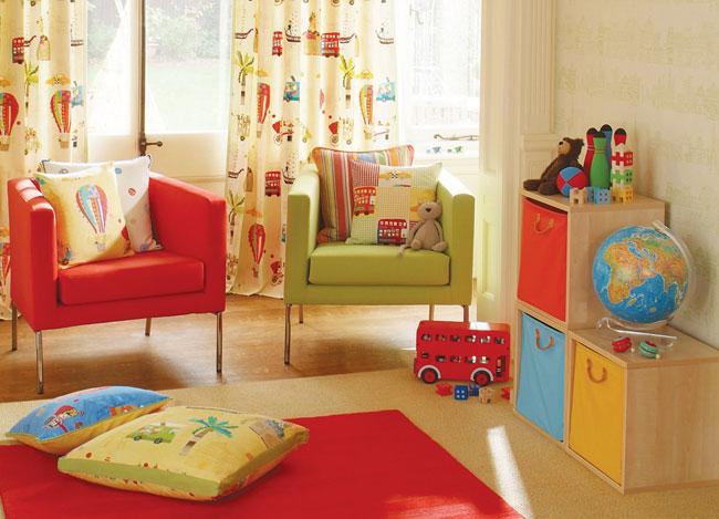 Habitación de niños - Villalba Interiorismo (5)