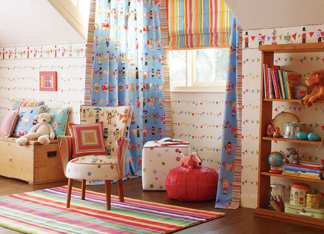 Habitación de niños - Villalba Interiorismo
