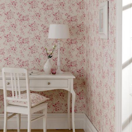Papel pintado color pastel - Villalba Interiorismo