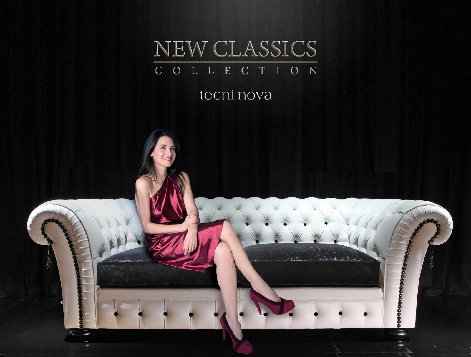 El glamour de un sof este chester de tecni nova for Sofa clasico ingles