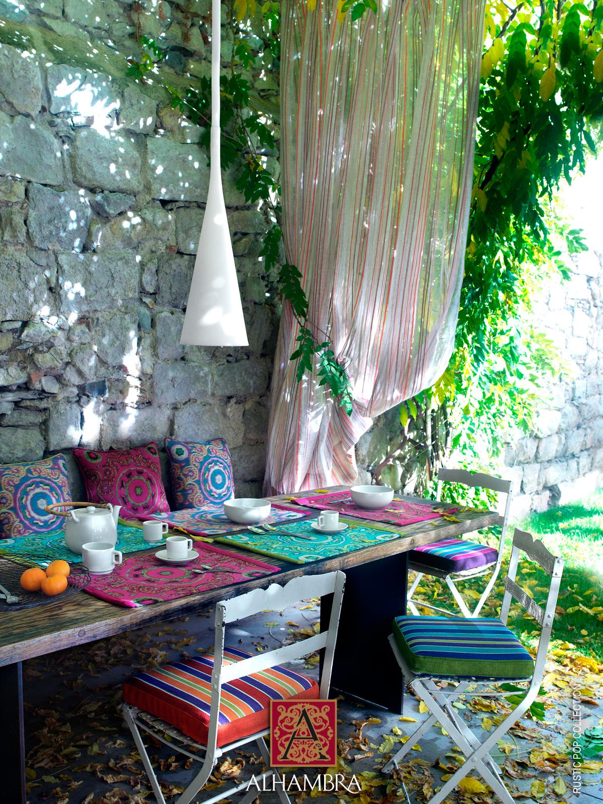 Ideas de zonas de relax en terrazas y jardines villalba for Tela geotextil para jardines