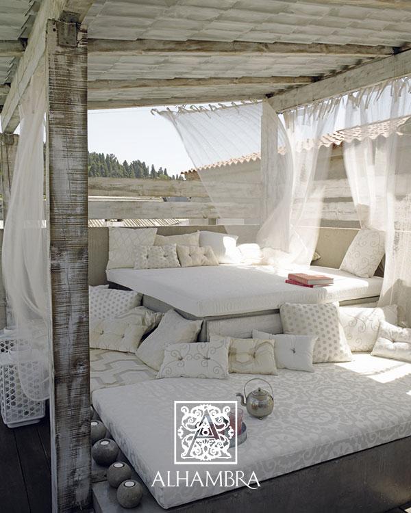 Ideas de zonas de relax en terrazas y jardines villalba - Chill out en casa ...